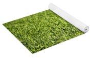 Green Grass Yoga Mat