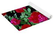 Hanging Roses 2593 Yoga Mat