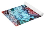 Happy Galaxy Yoga Mat