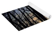 Happy Trails Sunset Yoga Mat