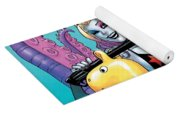 Harley Quinn Yoga Mat