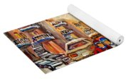 Heat Of The Game Yoga Mat