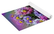 Heavenly  Blossom Yoga Mat