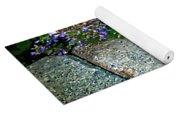 Herb Garden Walkway Yoga Mat