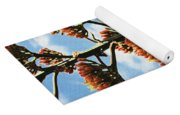 High Country Red Bud Agave Yoga Mat