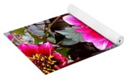 Highlands Ranch Floral Study 1 Yoga Mat