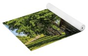 Hill Country Barn Yoga Mat