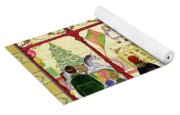 Hilltop Toys And Games Yoga Mat