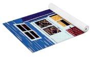 Houses Remastered Yoga Mat