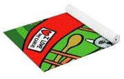 I Love My Canoe Yoga Mat