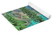 Iconic Banff National Park Attraction Yoga Mat