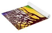 If A Tree Falls In Sicily Color 2 Yoga Mat