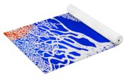 If A Tree Falls In Sicily White Yoga Mat