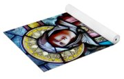 Immaculate Heart Of Mary Yoga Mat