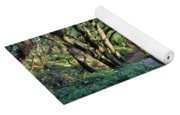 In The Forest  Yoga Mat