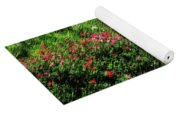 In The Garden Yoga Mat