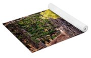 Inquisitive Whitetail Deer Yoga Mat