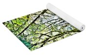 Into The Forest Yoga Mat