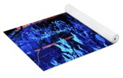 Into The Forest Of Night Yoga Mat