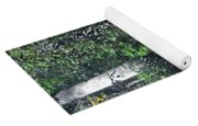 Into The Woods Yoga Mat