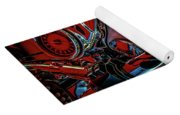 Invitation To Ride 1492 H_2 Yoga Mat