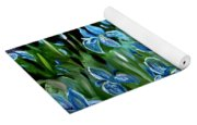 Iris Galore Yoga Mat