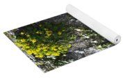 Irish Stone Flowers Yoga Mat