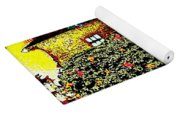 Island Cottage Yoga Mat