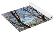 It Must Be Spring In Washington Yoga Mat