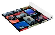 Jaguar Car Art -01 Yoga Mat