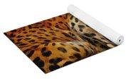 Jaguar Relaxing Yoga Mat