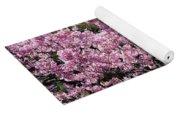 Japan Blossoms Yoga Mat