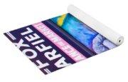 Jerry Garcia - San Francisco Yoga Mat