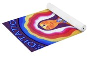 Journey Of Awakening Yoga Mat