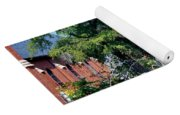 Kenan Memorial Fountain Yoga Mat