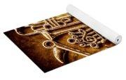 Keys Of A Symphonic Orchestra Yoga Mat