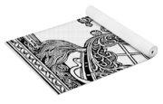 Knights: English, 1527 Yoga Mat
