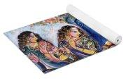krishna - Kirtan  Yoga Mat