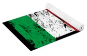Kuwait Shirt Gift Country Flag Patriotic Travel Asia Light Yoga Mat