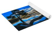 Lake Beauvert Roots Yoga Mat