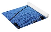 Lake Trout Fishing Yoga Mat