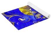 Lapis Lazuli Yoga Mat