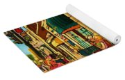 Laura Secord Candy And Cone Shop Yoga Mat