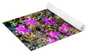 Lavender In The Wild Yoga Mat