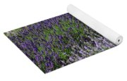 Lavender Sea Yoga Mat