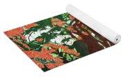 Lawson Avenue Flamboyants Yoga Mat