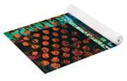 Lay It Between The Lines  Yoga Mat
