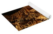 Layers Of Time - Cave Yoga Mat