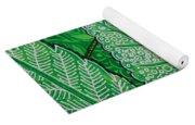 Leaves Of Spring Yoga Mat