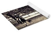 Lee's Ranch 2 Sepia Yoga Mat